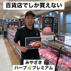 みやざきハーブプレミアム販売!!